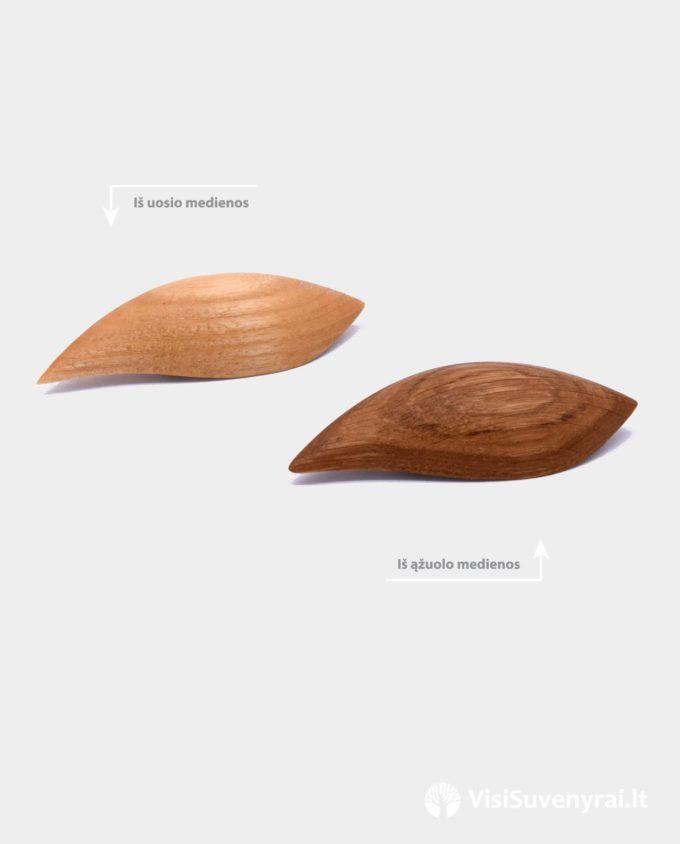 medinės sagės dovanos papuošalai juvelyrika iš medžio