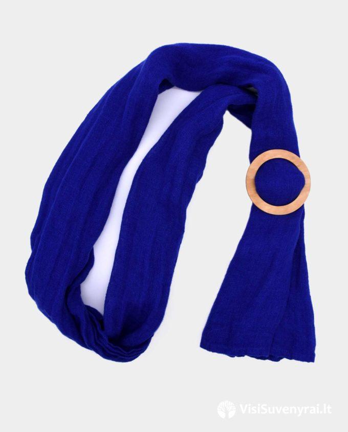 medinis šaliko žiedas papuošalas moterims sagtelė skaroms rankų darbo papuošalai dovana moterims