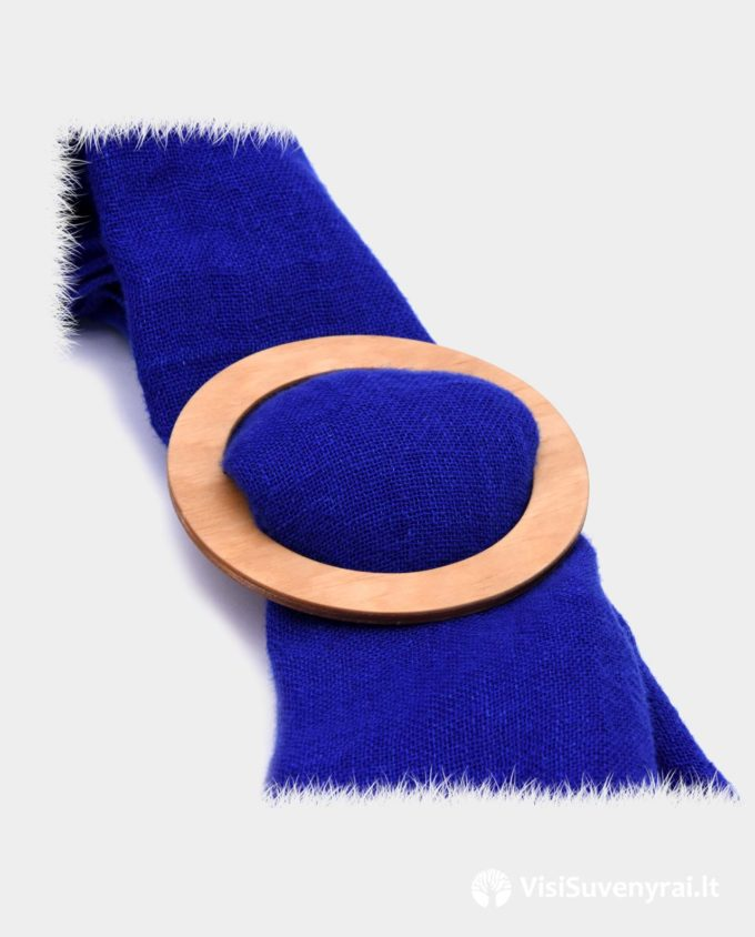 šaliko žiedas sagtelė rankų darbo papuošalas šalikui skarai skarelei