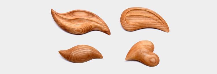 Uosinės medinės segės visi suvenyrai